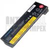 121500148 4400 mAh 6 cella fekete notebook/laptop akku/akkumulátor utángyártott