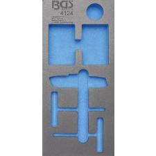1/3 szerszámtálca szerszámkocsihoz, üresen: 54 részes gumijavító készlethez (nem tartozék) (BGS 4124-1) autójavító eszköz
