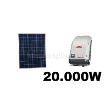 20-kWp-rendszer-Sharp-napelem-Fronius-inverter napelem