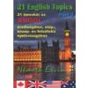 21 ENGLISH TOPICS, PART 2