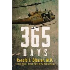 365 Days – Ronald J Glasser idegen nyelvű könyv