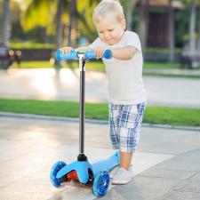 3 kerekű gyerek roller, kék roller