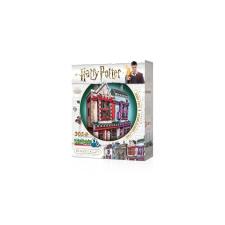 3D puzzle Harry Potter Kviddics puzzle, kirakós