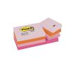 3M POSTIT Öntapadó jegyzettömb, 38x51 mm, 100 lap, , vidám színek