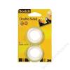 3M Scotch Ragasztószalag, kétoldalas, utántöltő, 12 mm x 6,3 m, 3M SOCTCH (LPM136R2)