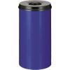 4303-1 50 literes önoltó hulladékgyűjtő - kék/fekete