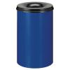 4307-1 30 literes önoltó hulladékgyűjtő - kék, fekete
