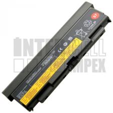 45N1161 6600 mAh 9 cella fekete notebook/laptop akku/akkumulátor utángyártott lenovo notebook akkumulátor