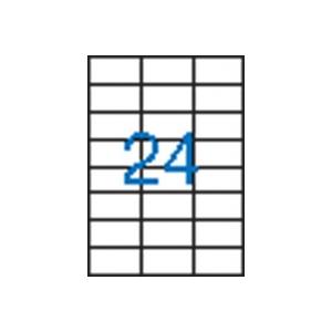 VICTORIA 3 pályás etikett, 70x37 mm, 2400 etikett/csomag