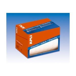 APLI 34 x 53 mm kézzel írható etikett tekercsben, 900 etikett/csomag