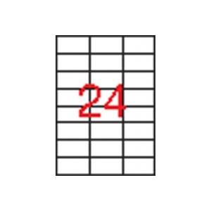 APLI 3 pályás etikett, 70 x 37 mm, 600 etikett/csomag
