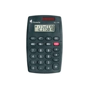 VICTORIA 8 digit, elem+napelem