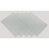 FELLOWES víztiszta előlap, A4/200 mikron