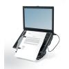 """FELLOWES """"Professional Laptop Workstation"""" notebook állvány USB portokkal"""