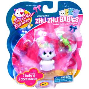 Zhu Zhu Pets Zhu Zhu Baby - Levi bébi kutyus