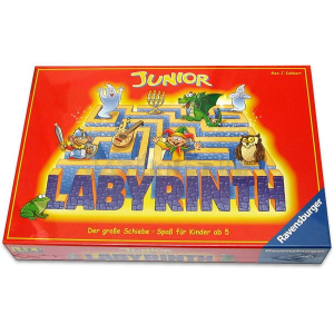 Ravensburger Junior labirintus