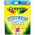 Crayola : Vastag hegyű lemosható filctoll