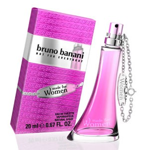 Bruno Banani Made for Women EDT 20 ml