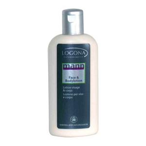 Logona mann arc és testápoló tej - 200 ml