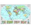Stiefel Duo könyöklő,  A Föld országai, Gyermek-világtérkép irodai kellék