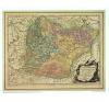 Stiefel Eurocart Kft. La Transilvania (1689) térkép