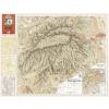 Stiefel Eurocart Kft. Bükk hegység térképe (1933)
