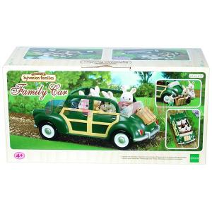 Epoch Sylvanian Families - Családi zöld autó