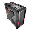 Aerocool Strike X PC ház - fekete/fekete