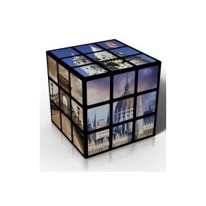 Rubik kiado Rubik Kocka 3x3 Budapest