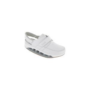 Scholl Starlit gördülő fehér papucs, szandál S215