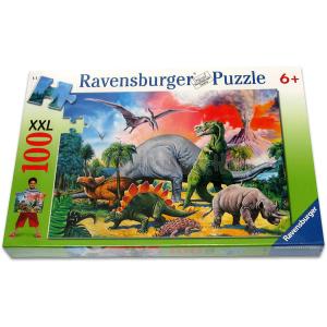 Ravensburger Dinoszauruszok 100 db-os puzzle