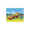 Playmobil Versenyautó trélerrel - 6761