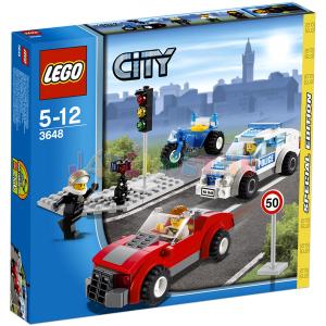 LEGO Rendőrségi hajsza 3648