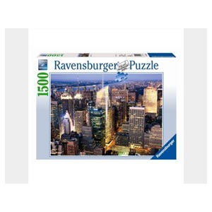 Ravensburger Manhattan puzzle, 1500 db