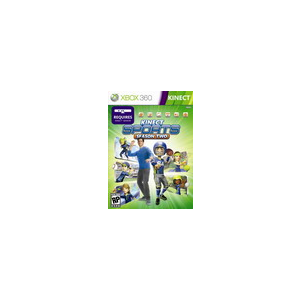 Microsoft Xbox360 Kinect Sports Ultimate