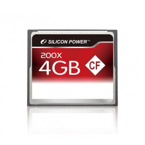 Silicon Power CF 200X 4GB