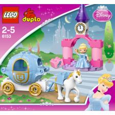 LEGO Duplo - Princess: Hamupipőke hintója 6153 lego
