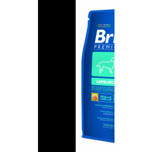 Brit Premium Lamb & Rice 3 kg