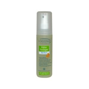 Logona bambusz hajformázó spray - 150 ml