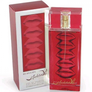 Salvador Dali Ruby Lips EDT 100 ml