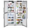 Liebherr SBSes 7353 hűtőgép, hűtőszekrény