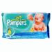 Pampers baby törlőkendő utántöltő 64 db baby fresh