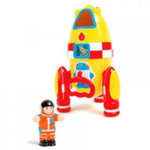 WOW Ronnie, a rakéta - WOW Toys