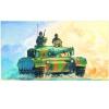HobbyBoss ZTZ 96 MBT tank makett 82463