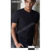 KARIBAN K353 Calypso V nyakú póló - színes