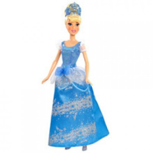 Mattel Disney hercegnők - Hamupipoke baba