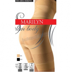 MARILYN Slim Body magas derekú alsó - XL