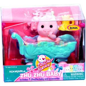 Zhu Zhu Pets Zhu Zhu Baby - Luna polipbébi
