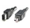 Firewire kábel kábel és adapter