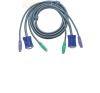 ATEN 2L5203U kábel és adapter
